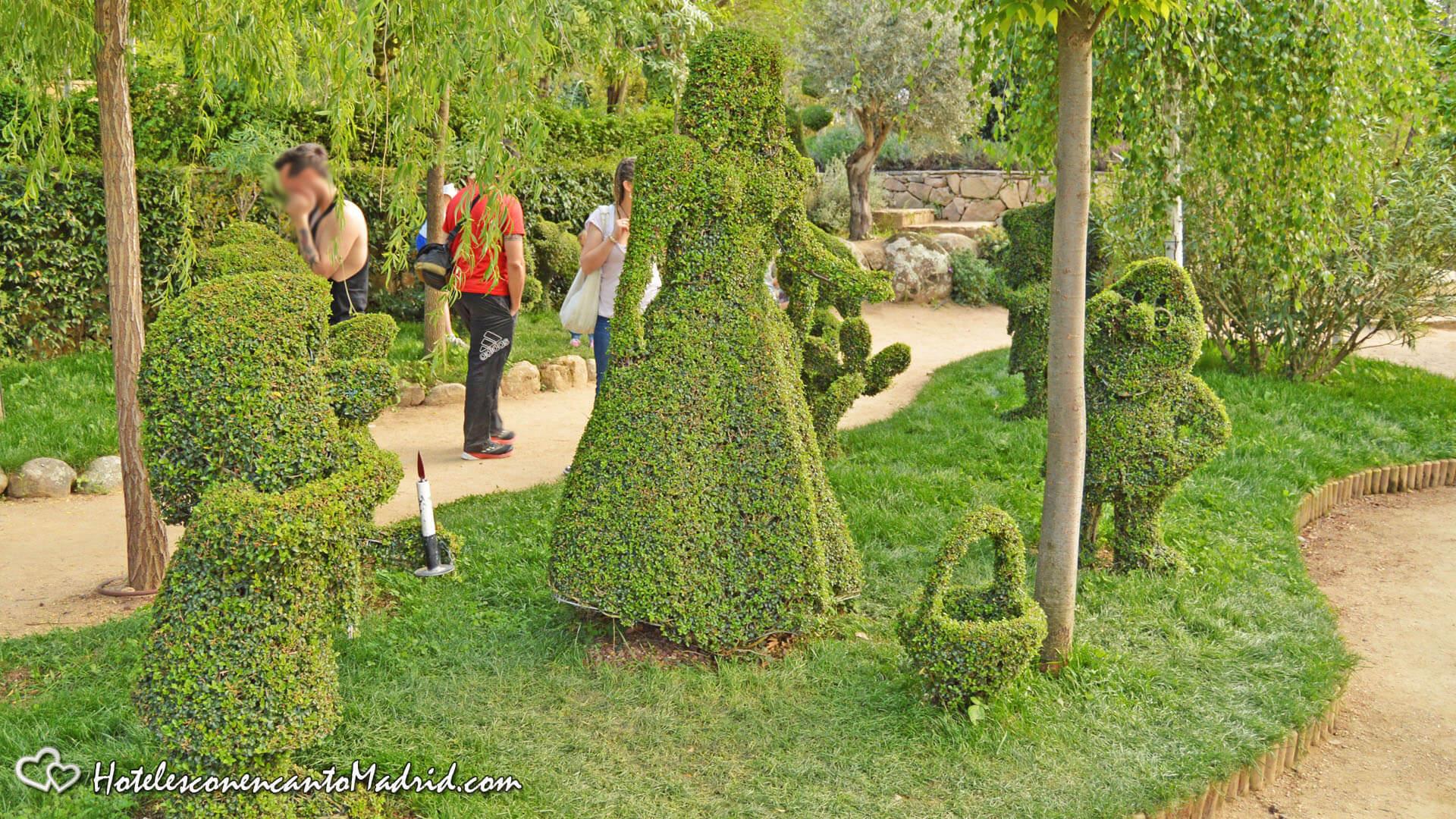 El Bosque encantado de Madrid