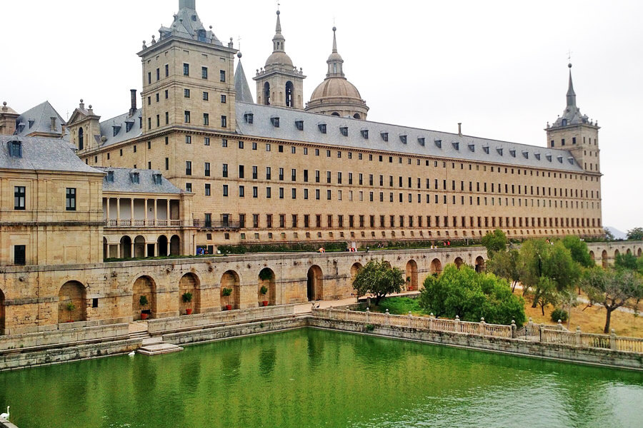 Escapada Romántica a Madrid - El Escorial