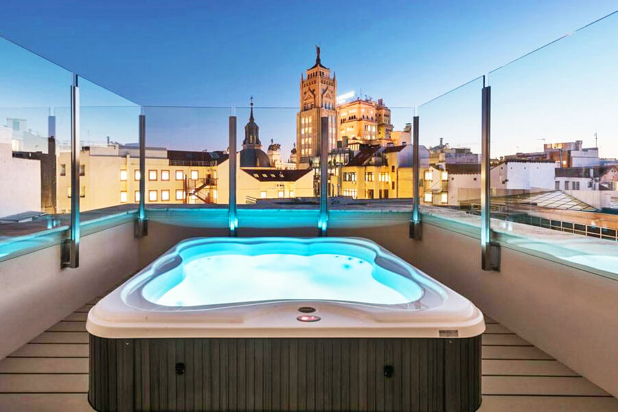 Jacuzzi Privado Madrid