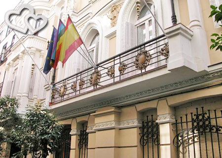 hoteles gay friendly en madrid
