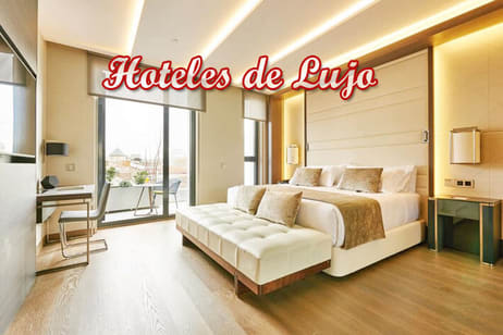 Hoteles de lujo Madrid
