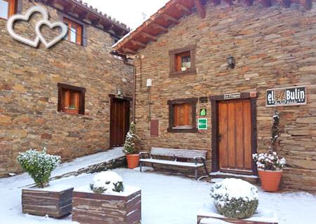 hotel rural con encanto en madrid