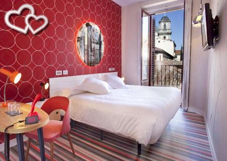 hoteles solo para adultos en Madrid