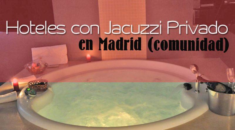 Habitación con Jacuzzi Comunidad de Madrid