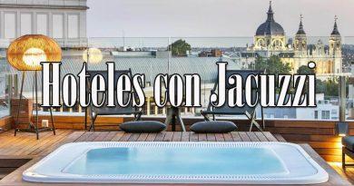 Hoteles con Jacuzzi en Madrid