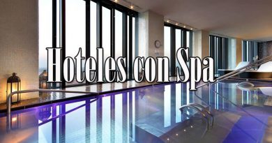 Hoteles con Spa de Madrid