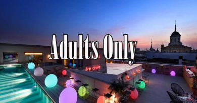 Hoteles Solo para adultos - adults only