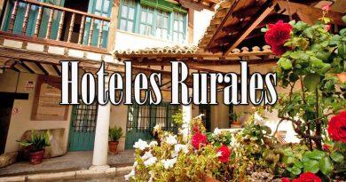 hoteles rurales con encanto en Madrid