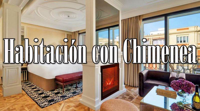 Hoteles con chimenea en la habitación Madrid