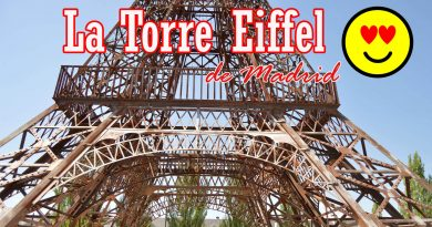Torre Eiffel en Madrid - Parque Europa